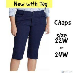 🌞$15ifbundle2 NWT Chap  long shorts / capri